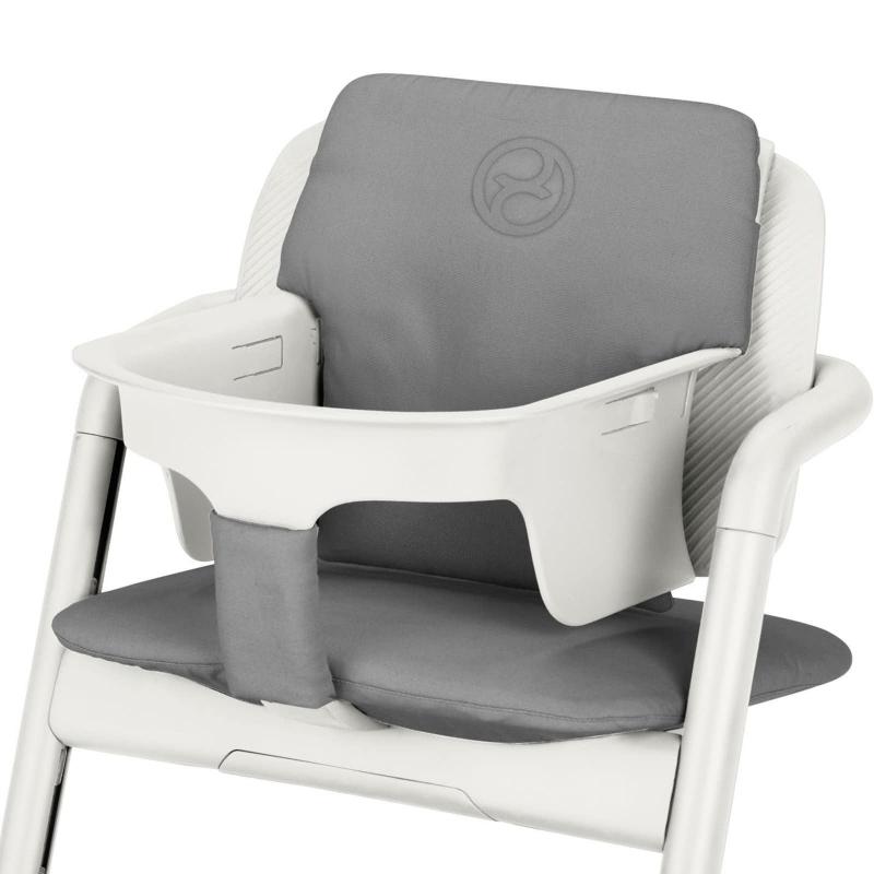 Cybex Lemo Highchair Comfort Inlay-Storm Grey (New 2020)