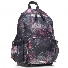 Storksak Changing Bag- Neon Floral