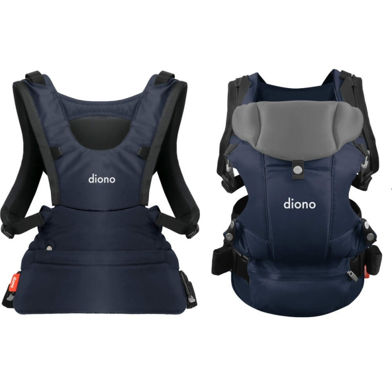 Diono Carus Essentials 3 in 1 Baby Carrier- Navy