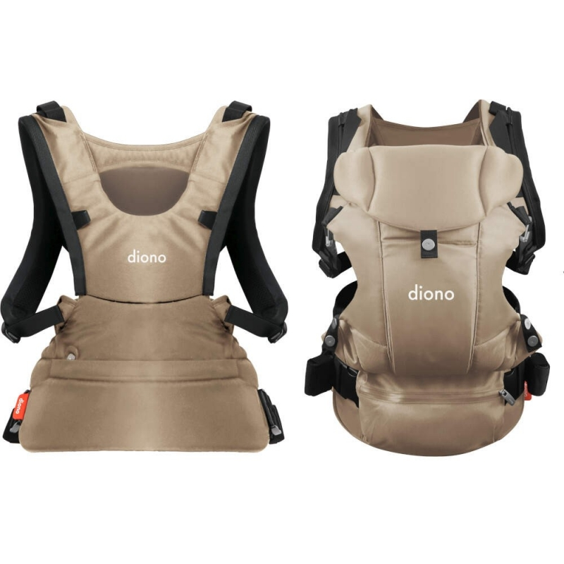 Diono Carus Essentials 3 in 1 Baby Carrier- Sand