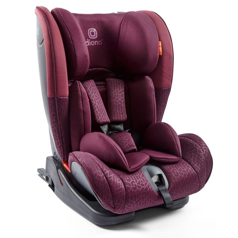 Diono Orcas NXT Group 1/2/3 Car Seat- Plum