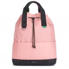 Babymel Changing Bag Top 'n' Tail Eco- Rose