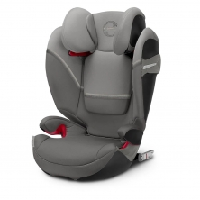 Cybex Solution S-Fix Group 2/3 Car Seat- Soho Grey (2020)