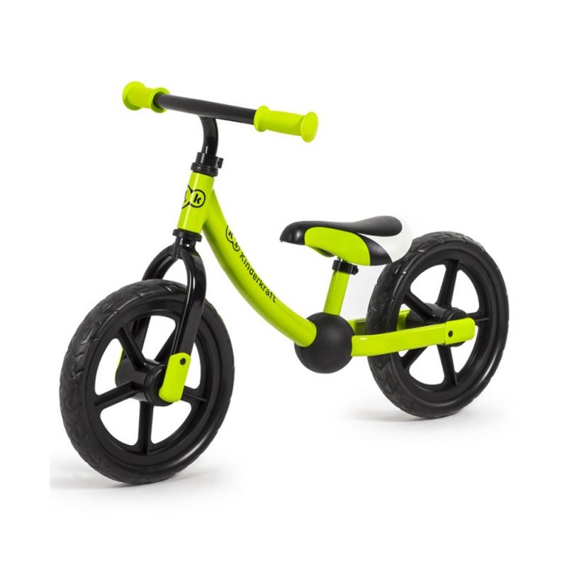 Kinderkraft 2Way Next Balance Bike-Green