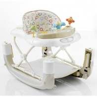 My Child Walk n Rock Baby Walker/Rocker-Neutral