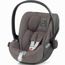 Cybex Cloud Z i-Size Plus Group 0+ Car Seat-Soho Grey (2020)