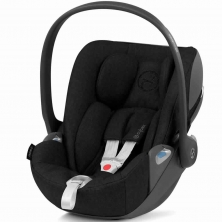 Cybex Cloud Z i-Size Plus Group 0+ Car Seat-Deep Black (2020)