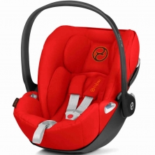 Cybex Cloud Z i-Size Group 0+ Car Seat-Autumn Gold (2020)