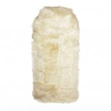 Bozz Longwool Sheepskin Liner-Ivory