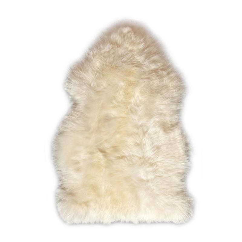 Bozz Longwool Rug-White