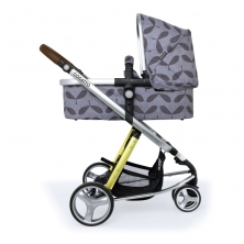 Cosatto Giggle 3 Pram and Pushchair-Seedling