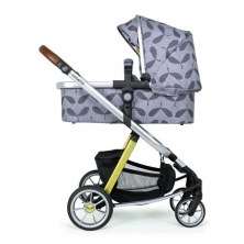 Cosatto Giggle Quad Pram and Pushchair-Seedling