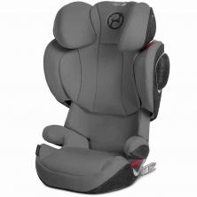 Cybex Solution Z-Fix Group 2/3 Car Seat-Soho Grey (New 2020)