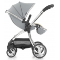 egg® Mirror Finish Exclusive Stroller-Frosted Steel
