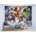 Wall Mural-Avengers