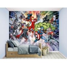 Walltastic Wall Mural-Avengers