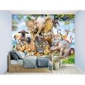 Wall Mural-Jungle Safari
