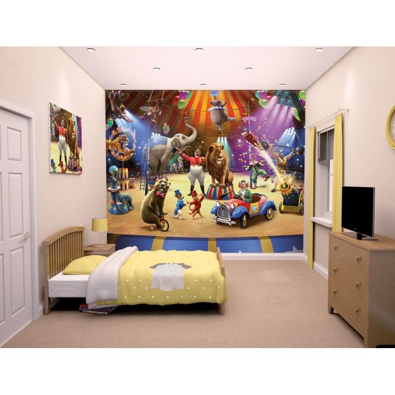 Wall Mural-The Circus