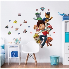 Walltastic Large Character Sticker-Paw Patrol