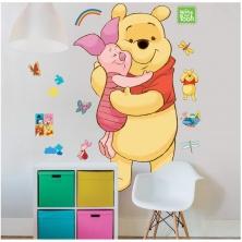 Walltastic Large Character Sticker-Disney Winnie The Pooh