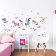Walltastic Wall Stickers-Magical Unicorn