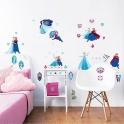 Walltastic Wall Stickers-Disney Frozen