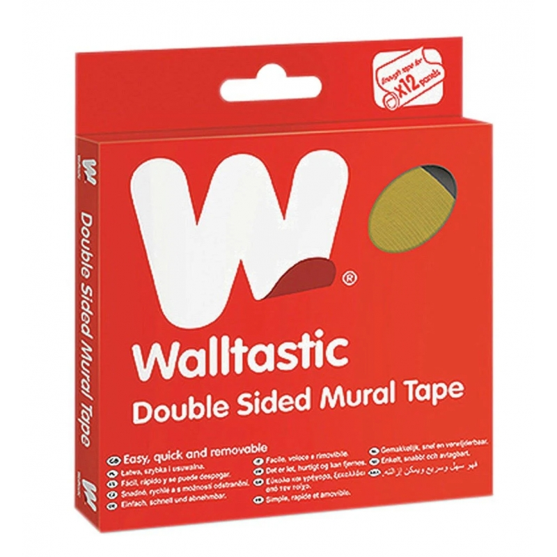Walltastic Double Sided Mural Tape