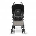 Silver Cross Reflex Pushchair & FREE Matching Footmuff- Brompton