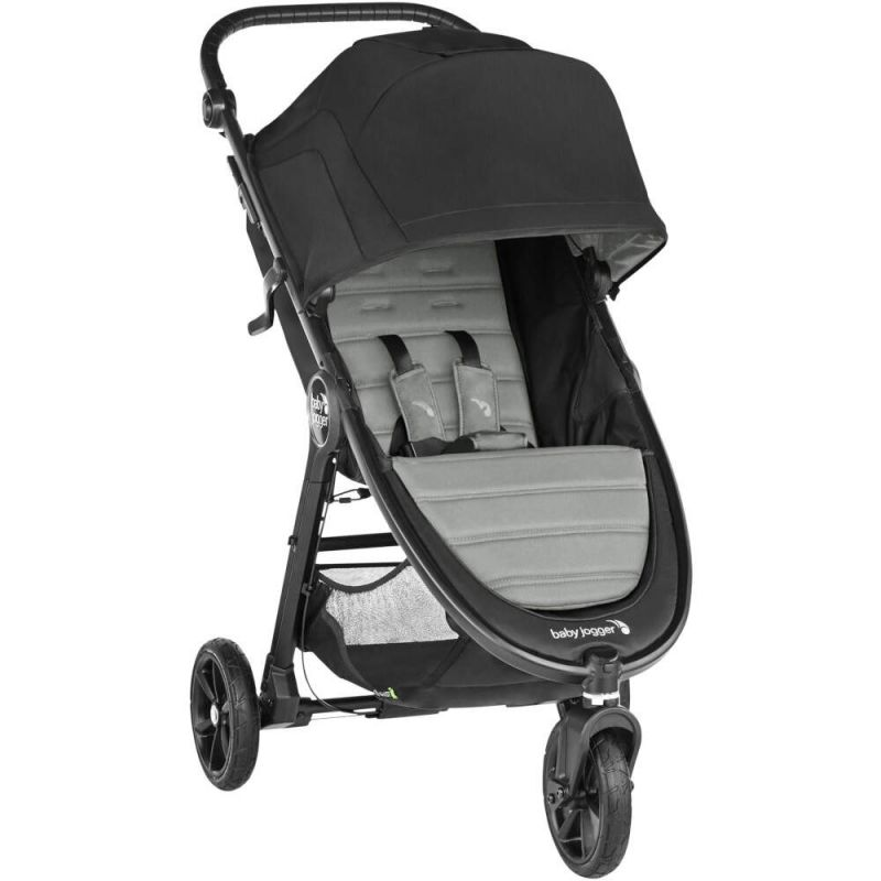 Baby Jogger City Mini GT2 Single Stroller-Slate