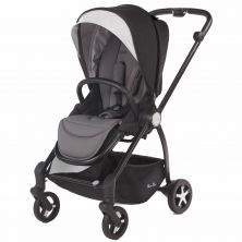 Silver Cross Spirit Pushchair-Onyx (EXCLUSIVE)