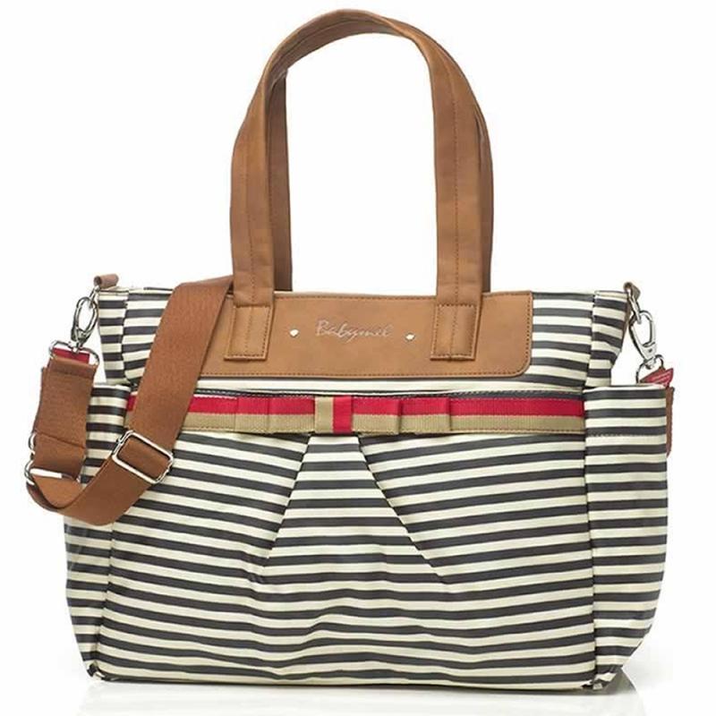 Babymel Cara Edition Changing Bag- Navy Stripe