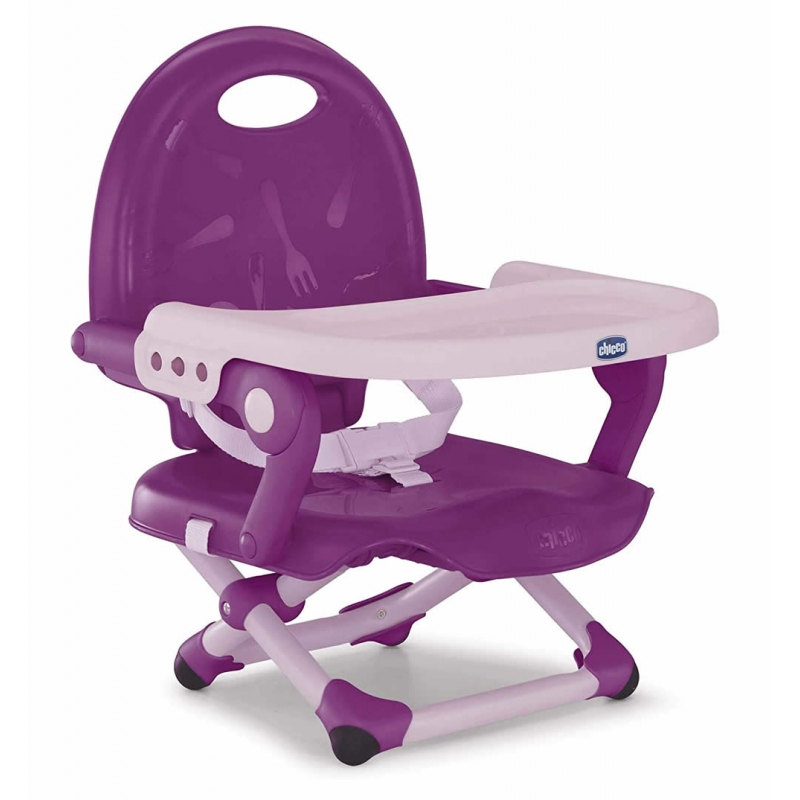 Chicco Pocket Snack Booster Seat-Violetta