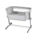 UniLove Hug Me Plus Bedside Crib-Grey Inc FREE Mosquito Net & Sheet!