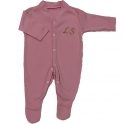 Personalised Initial Baby Grow- Pink