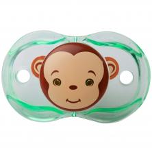 RaZBaby Keep It Kleen Pacifier-Monkey