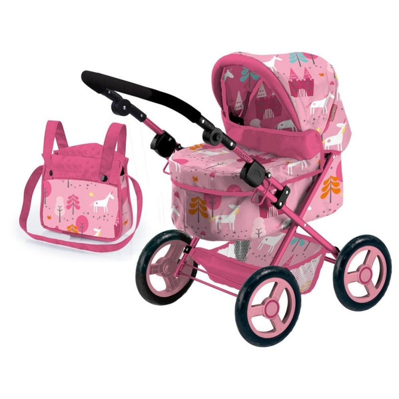 Cosatto Cabi Dolls Pram-Unicorn Land