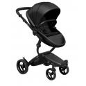 Mima Xari Single Pushchair Black Chassis With Black Seatpod