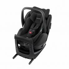 Recaro Zero 1 Elite i-Size Car Seat-Performance Black (New 2020)