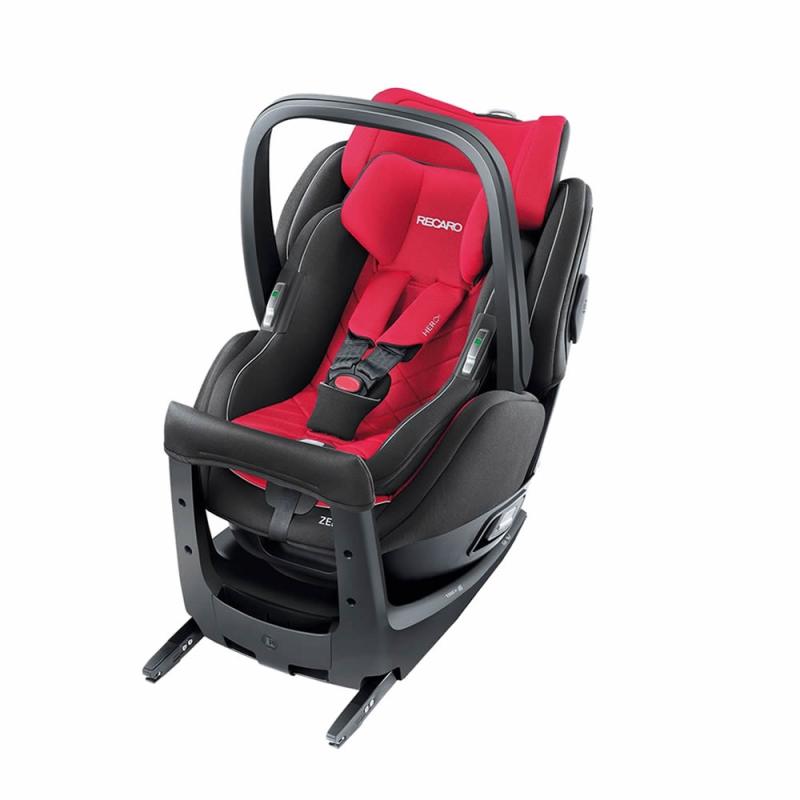 Recaro Zero 1 Elite I Size Car Seat Racing Red (New 2020)