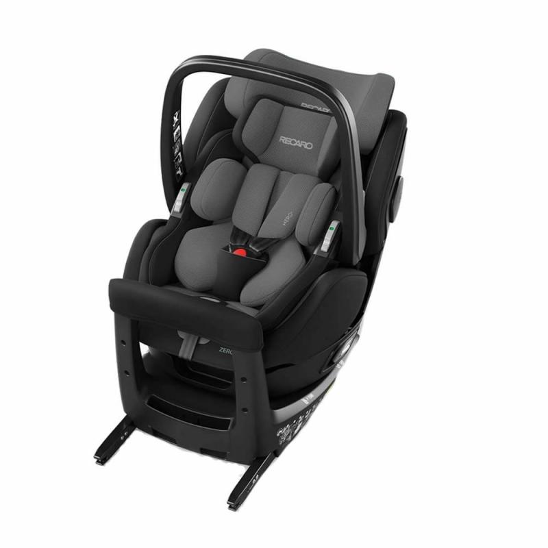 Recaro Zero 1 Elite Car Seat-Corban Black (New 2020)