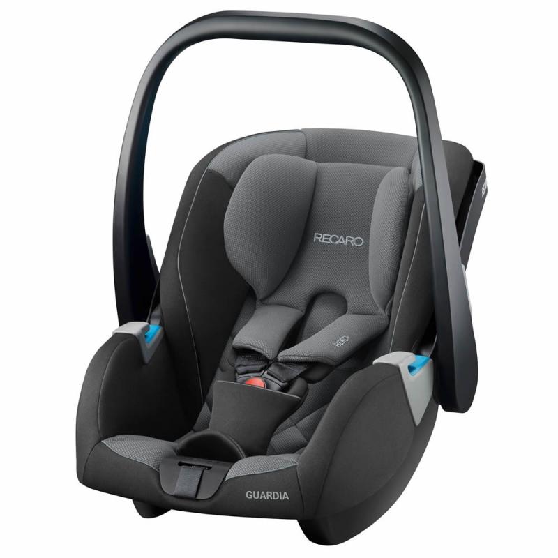 Recaro Guardia Group 0+ Infant Car Seat-Carbon Black (New 2020)