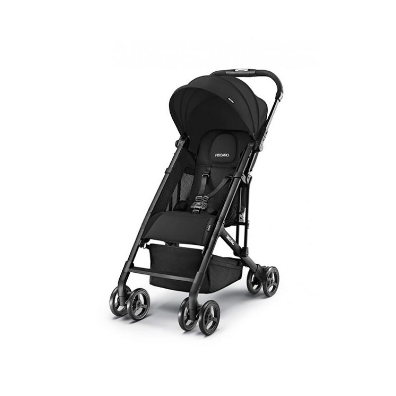 Recaro EasyLife Compact Stroller-Free Rain Cover-Black (New 202With 0)