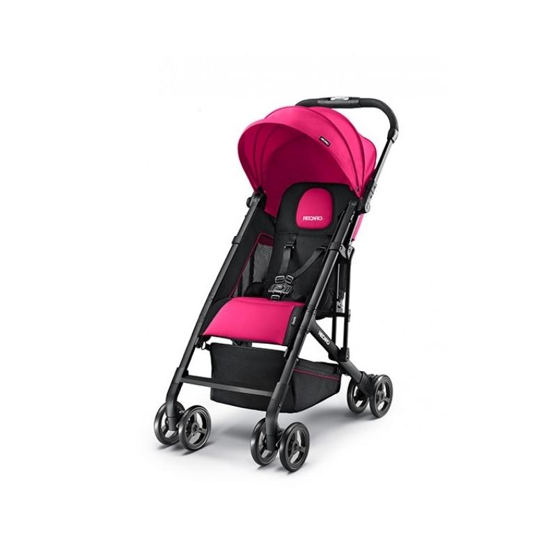 Recaro EasyLife Compact Stroller-Pink Black (New 2020)