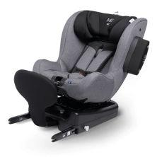Axkid Modukid i-Size Group 1 Car Seat With i-Size Base-Granite Malange