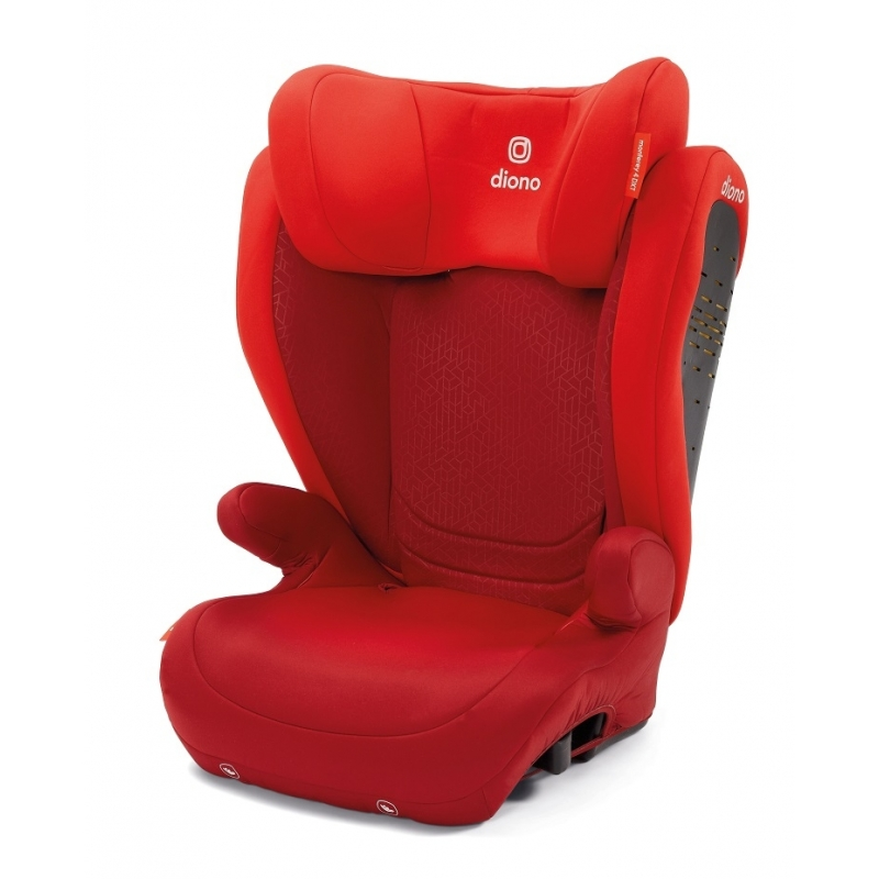 Diono Monterey 4 DXT Group 1/2/3 Car Seat- Red