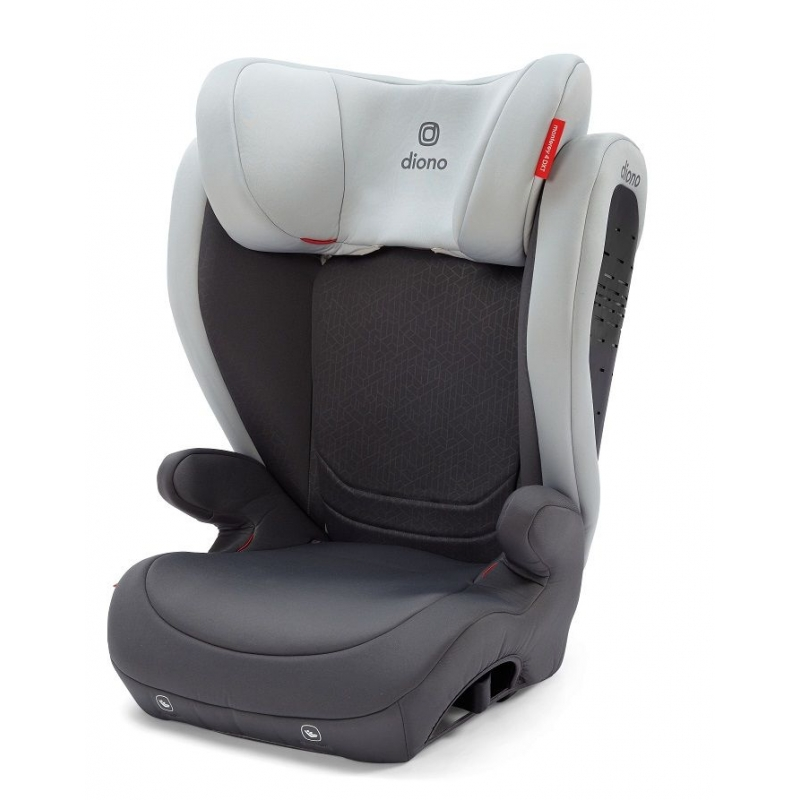 Diono Monterey 4 DXT Group 1/2/3 Car Seat- Light Grey