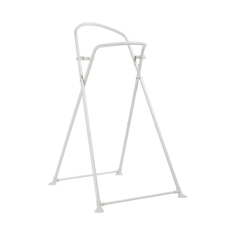 Shnuggle Metal Folding Bath Stand-White (New)