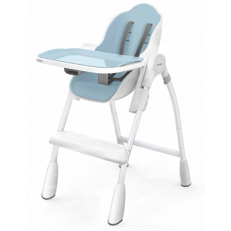 Oribel Cocoon Highchair-Blue