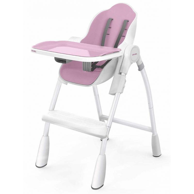 Oribel Cocoon Highchair-Rose Pink