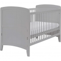 East Coast Venice Cot Bed-Grey